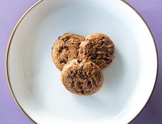 Cookie aux pépites de chocolat bio, local & vegan