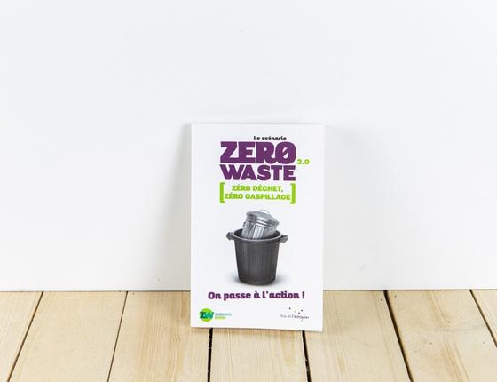 Livre  Le Scénario Zero Waste
