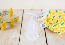 Coupe menstruelle ou cup féminine Lamazuna taille 2