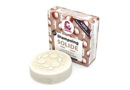 Shampooing solide Lamazuna pour cheveux secs sans huile essentielle