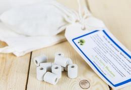 Perles en céramique spéciales lave-linge