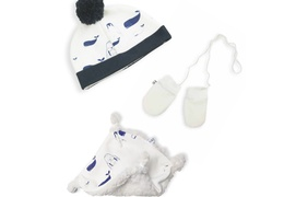 Kit de naissance Artic Marine 6-12 mois