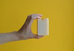 Shampooing solide artisanal sans huile essentielle