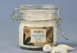 Crème corps nourrissante Endro
