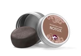 Shampooing solide Notox  dans sa boite