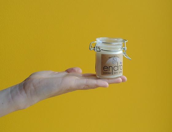Déodorant Endro palmarosa