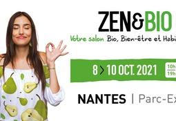 Ô Bocal au salon Zen & bio du 8 au 10 octobre 2021 !