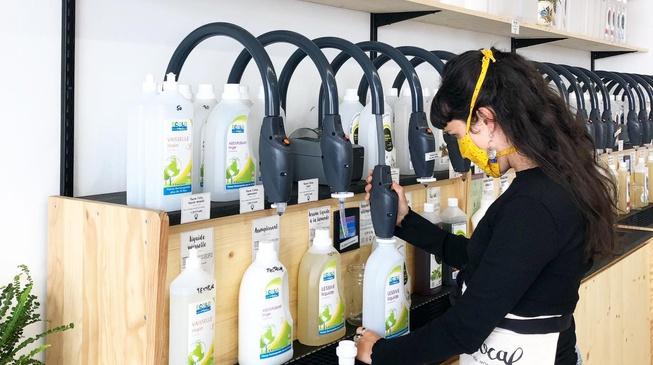 Vos contenants pour les produits d'hygiène & d'entretien