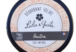 Déodorant solide neutre bio & local