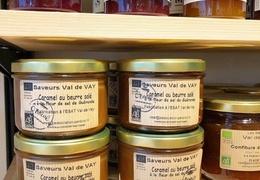 Caramel au beurre salé bio & local