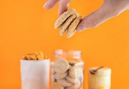 Biscuits citron bio sans gluten