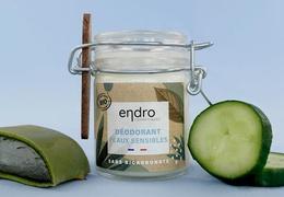 Déodorant Endro pour peaux sensibles