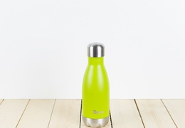 Bouteille inox 260 ml isotherme vert