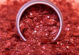 Paillettes cosmétiques biodégradables Gravé dans la brique