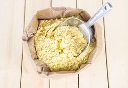 Farine de maïs bio
