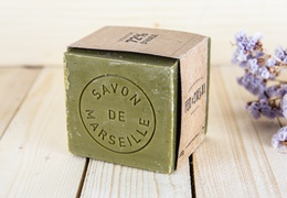 Savon de Marseille : le cube de 600 g