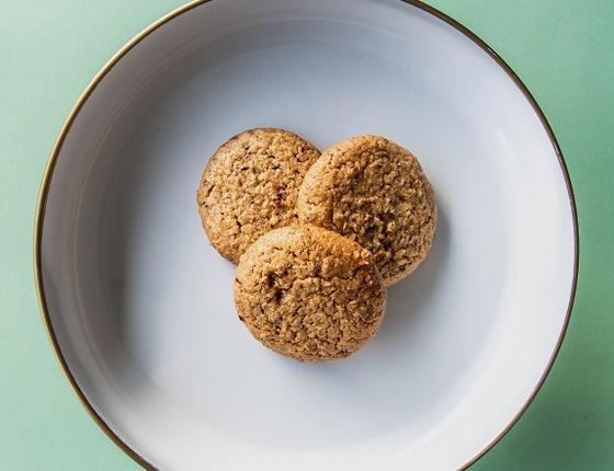 Biscuits citron & coco bio, local & vegan