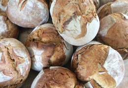 Pain aux graines de pavot 500g bio & local