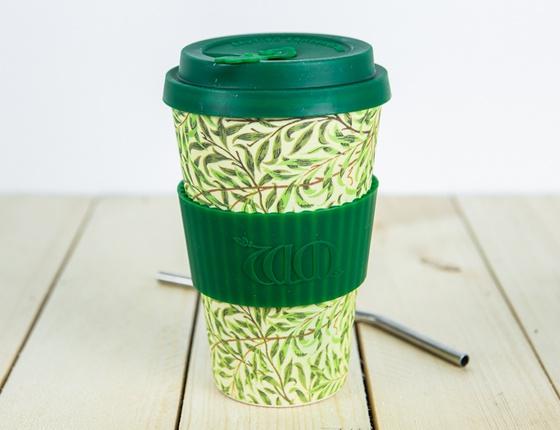 Ecoffee Cup fleurie 400ml
