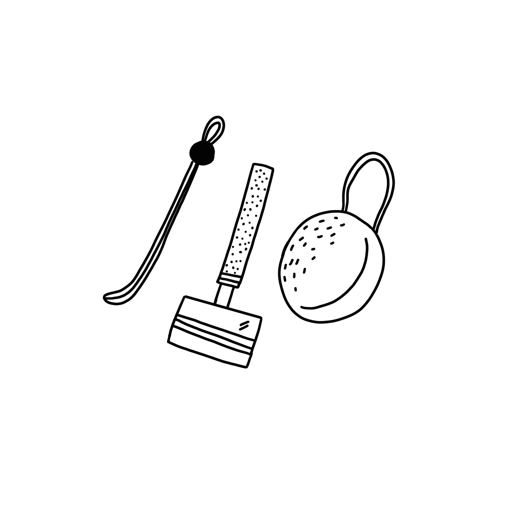 Accessoires pour la salle de bain