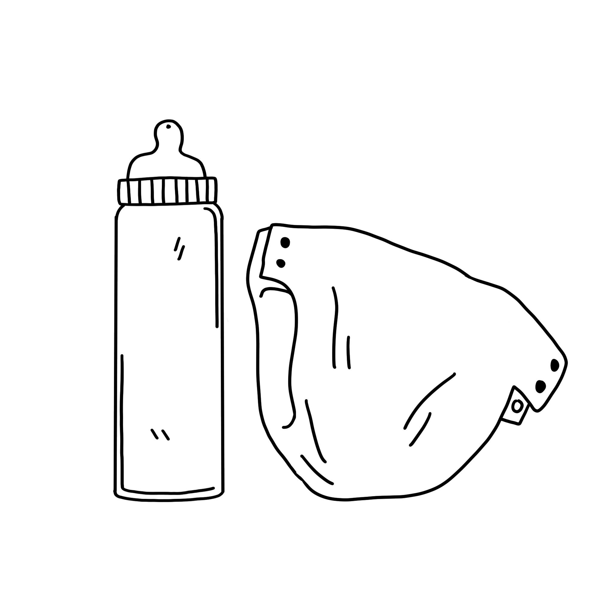 Bébé & zéro déchet