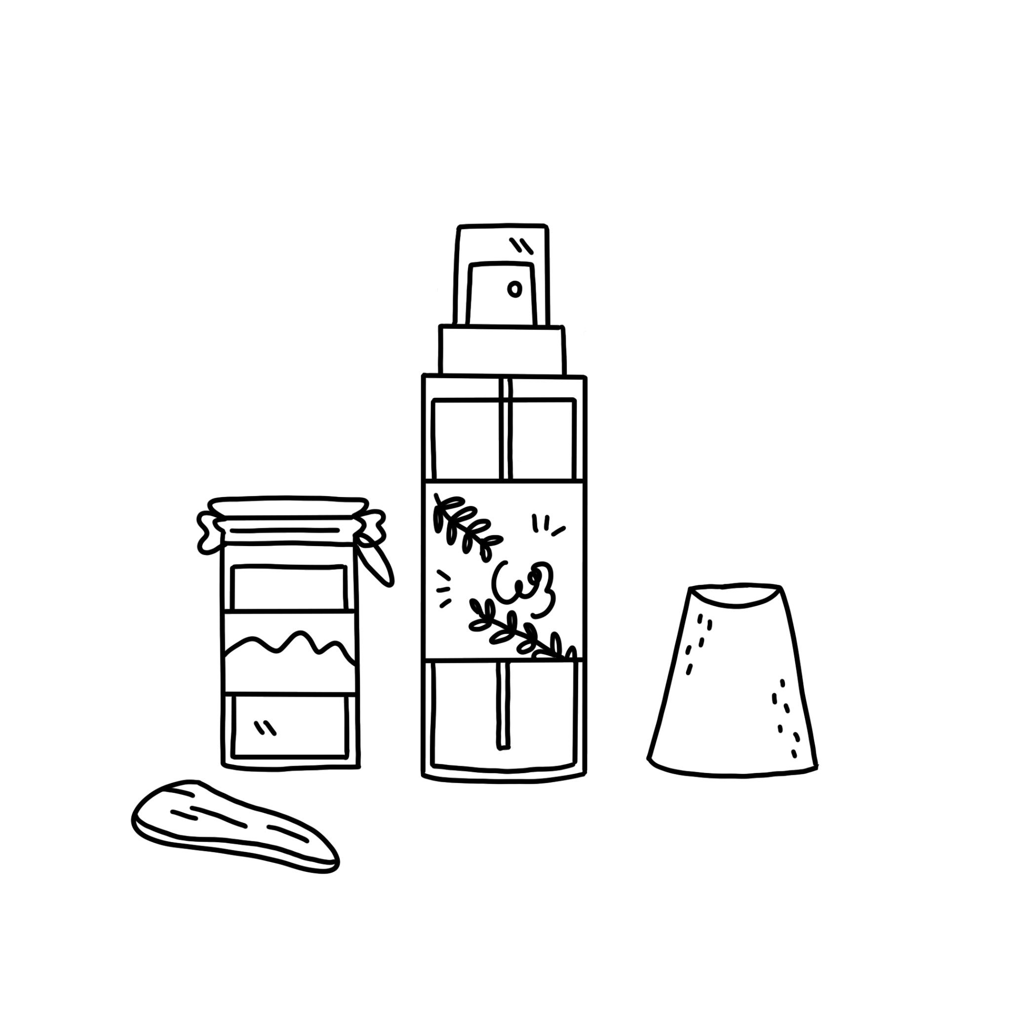 Produits d'hygiène corporelle
