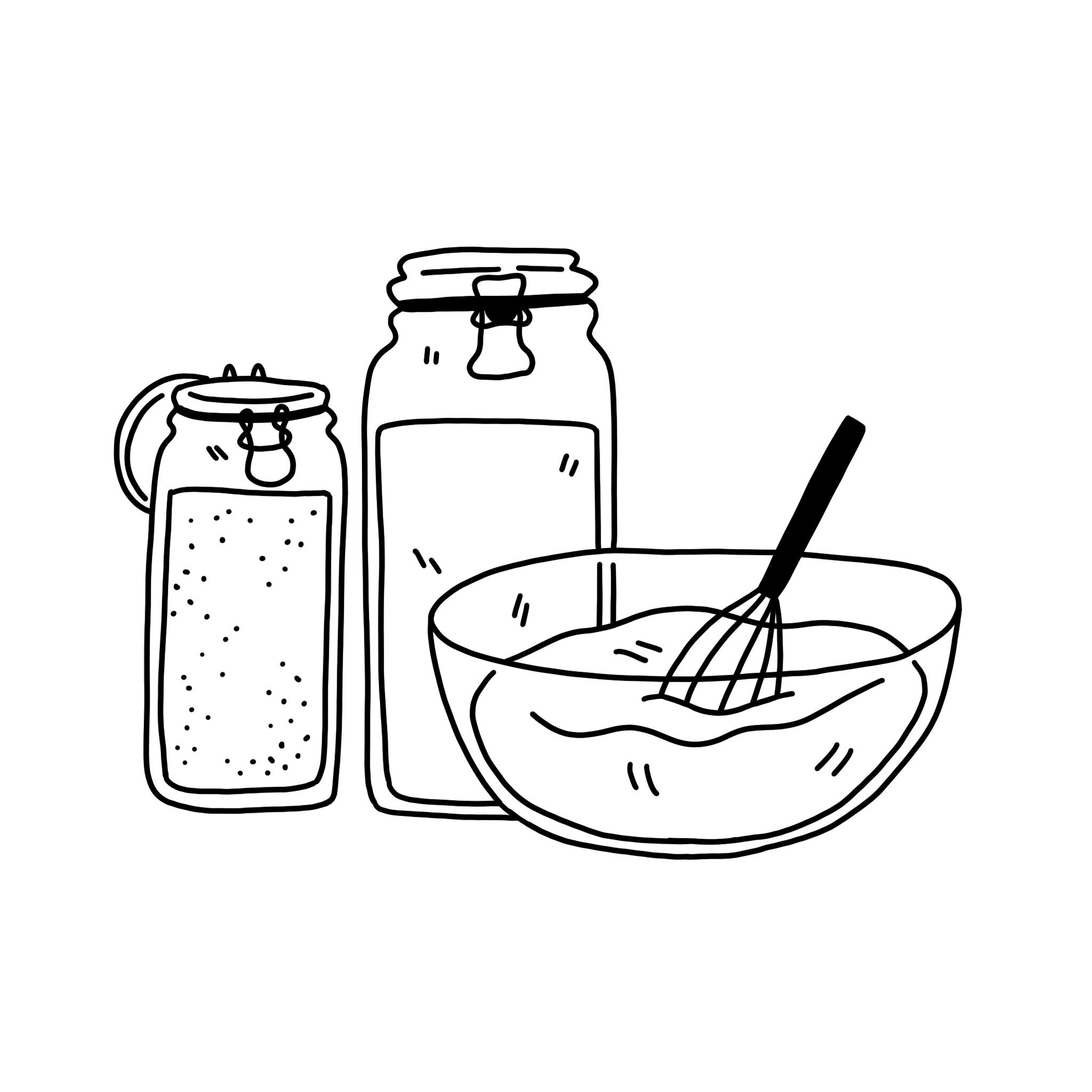 Farines & sucres