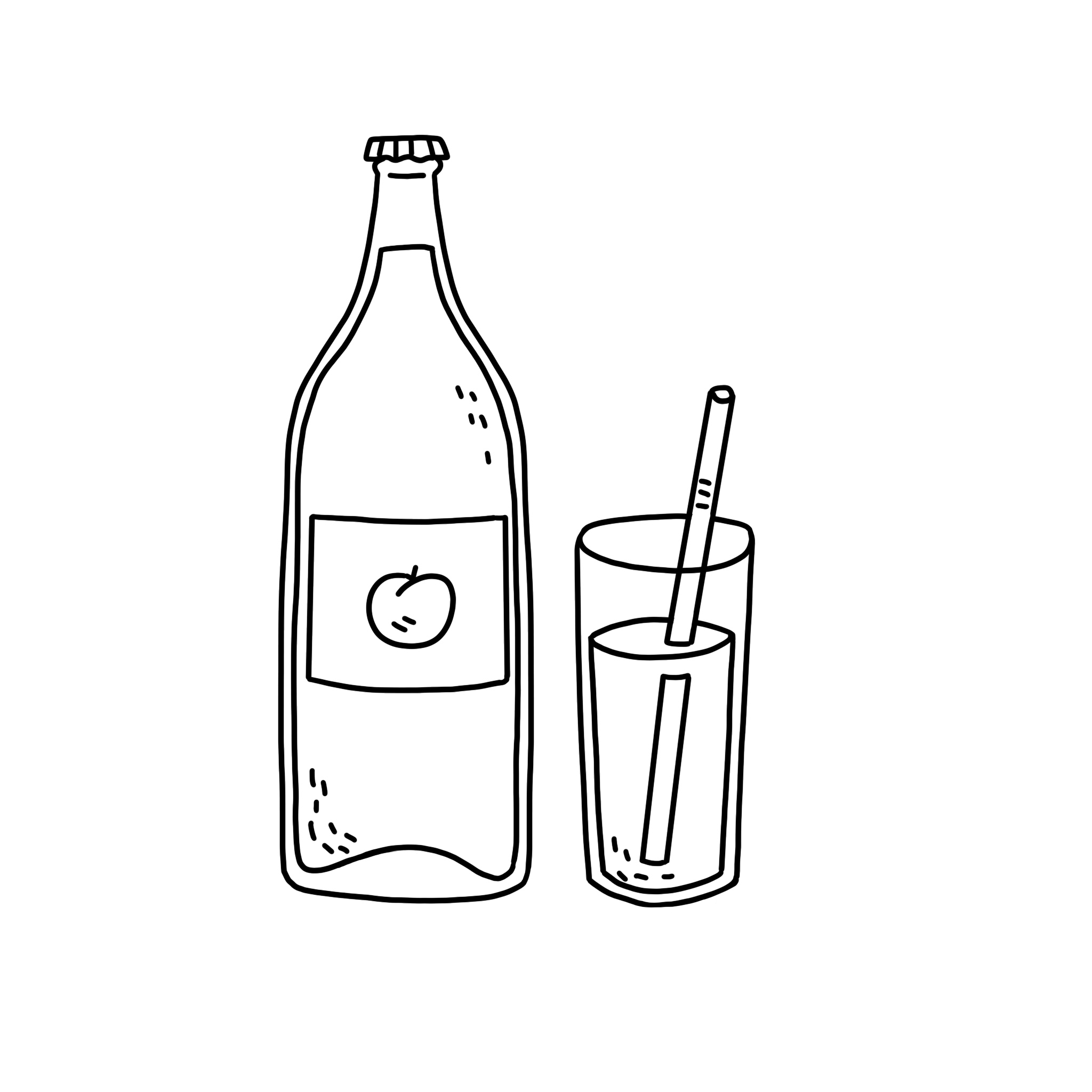 Jus & sirops à boire