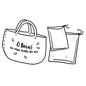 Accessoires zéro déchet et bocaux
