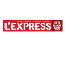 L'Express défi grandes écoles